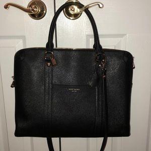 Henri Bendel briefcase